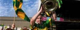 Kerry and Sam Maguire