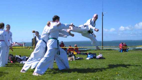 Taekwon-Do in Ballybunion