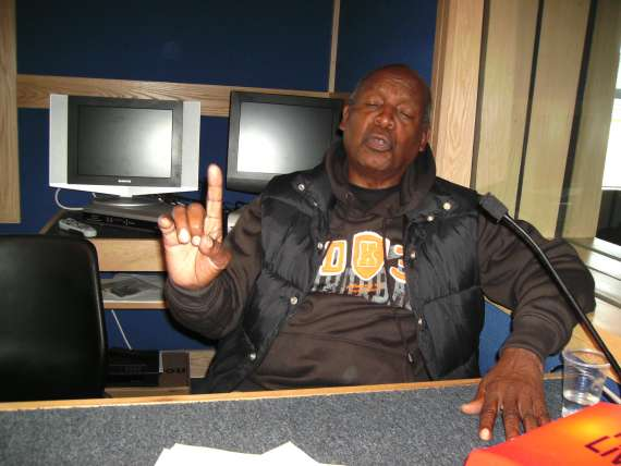 From Lesotho to Radio Kerry