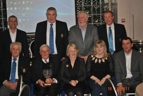 North Kerry Hurling Board Awards Night