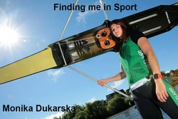 Monika Dukarska - The Rower